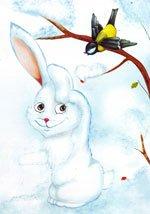 Уши зайчика
