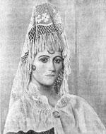 Русская жена Пабло Пикассо