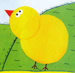 Цыплячье путешествие