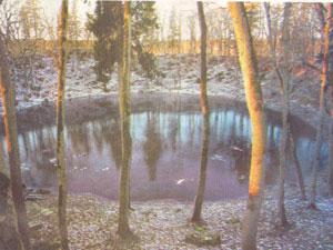 Тайна озера Каали