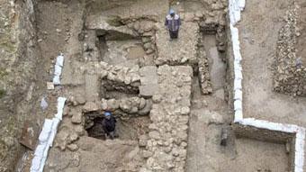Дом, в котором жил Иисус