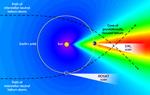Разработанный на средства НАСА прибор, регистрирующий рентгеновское излучение, вносит ясность в спорный вопрос о межзвездной среде