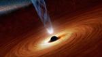 """Космическая обсерватория НАСА """"NuSTAR"""" наблюдает редкую размытость излучения черной дыры"""
