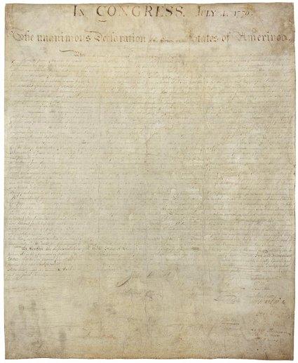 Тайна Декларации независимости