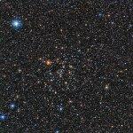 Полет сквозь Млечный путь и путешествие к рассеянному скоплению IC 4651