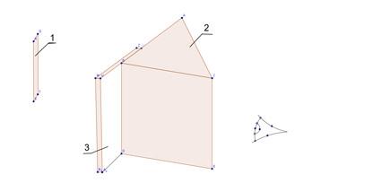 Новые неожиданные наблюдения с треугольной призмой