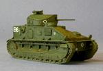 «Виккерс Медиум» - комфортабельный танк