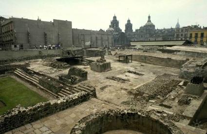В гостях у ацтекского орла